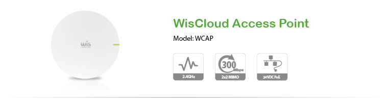 WisCloud Access Point
